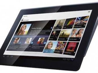Sony выпустила на рынок «убийцу iPad»