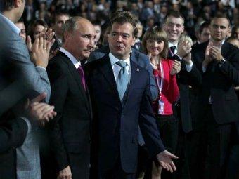 Помощник Медведева о выдвижении Путина на 3-й срок: нет поводов для радости