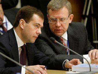 Скандал: Медведев отправляет Кудрина в отставку с обидной формулировкой