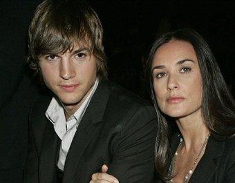СМИ: Деми Мур и Эштон Катчер разводятся