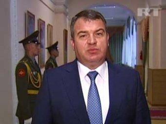 Глава Минобороны Сердюков сорвал гособоронзаказ