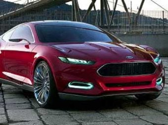 Ford показал видео с прототипом нового спорткара Evos