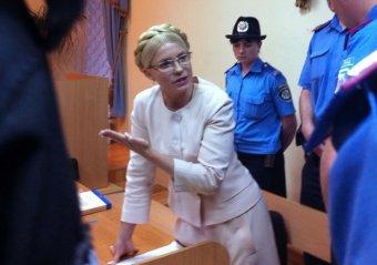 Тимошенко гроизт 7 лет тюрьмы