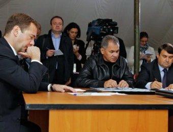 СМИ: министр транспорта Левитин удивил Медведева циничным заявлением