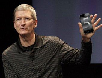 СМИ узнали дату выхода iPhone 5