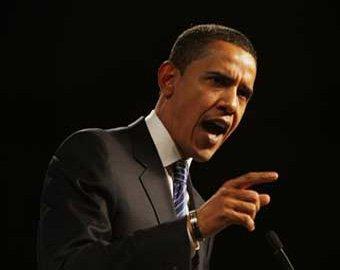 В США угнали фуру с аппаратурой для выступлений Обамы