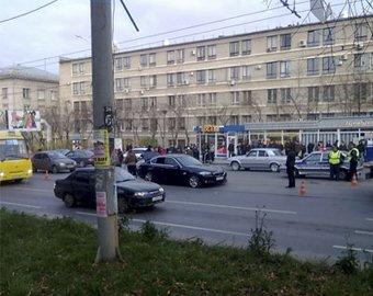 В Екатеринбурге среди бела дня произошла погоня со стрельбой