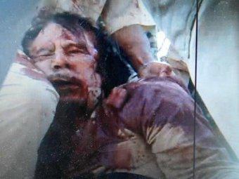 Нашелся убийца Каддафи. Он рассказал на видео как убивал диктатора
