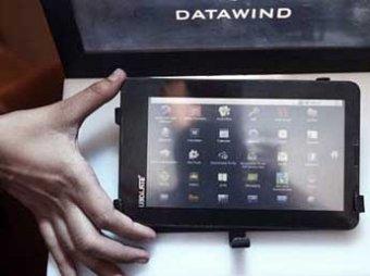 В Индии выпустили самый дешевый планшетник в мире