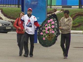 В память о погибших хоккеистах в Ярославле появится «плачущий сад»