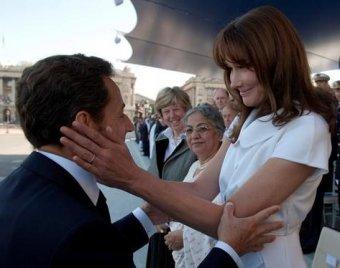 У Николя Саркози и Карлы Бруни родился сын