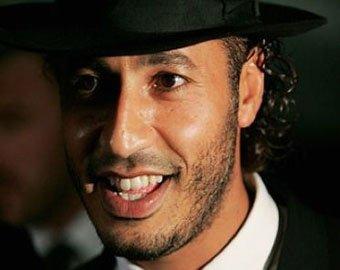 Сына Каддафи обвиняют в убийстве тренера