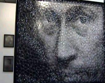 В Москве портрет Путина продали за 200 тысяч евро