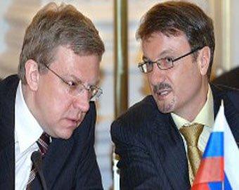 Герман Греф поздравил Кудрина с «богатым выбором дальнейшей деятельности»