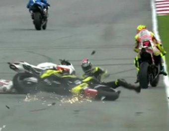 Очередная смерть на автодроме: на MotoGP погиб итальянский гонщик