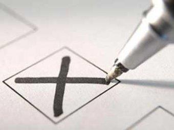 Единороссовский бюллетень голосования за Путина поразил блогеров: там был всего один кандидат