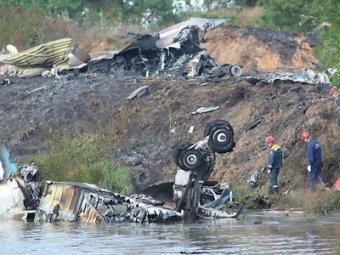 Обнародованы переговоры пилотов разбившегося ЯК-42