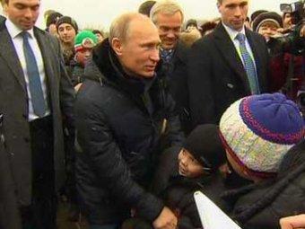 Путин пообещал лично вылечить зубы белгородскому губернатору