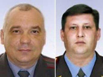 «КамАЗ» насмерть задавил двух руководителей МВД на трассе «Кавказ»