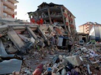 Новое землетрясение в Турции: минимум 7 погибших