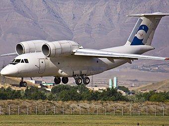 Арестован еще один российский самолет. На этот раз в Афганистане
