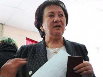 Алла Джиоева объявила себя президентом Южной Осетии. СМИ опасаются кровопролития