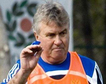 СМИ: Гус Хиддинк стал новым тренером «Анжи»