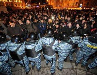 35 тысяч человек из соцсетей намерены выйти 10 декабря на митинг в Москве