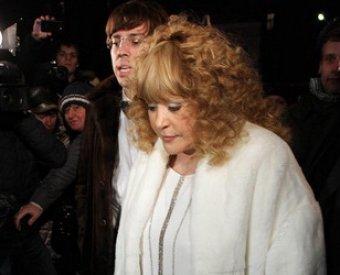 В Сети появились первые фотографии со свадьбы Пугачевой и Галкина