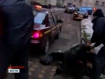 """Съемочная группа телеканала """"Россия 24"""" была избита в Москве вечером во вторник."""