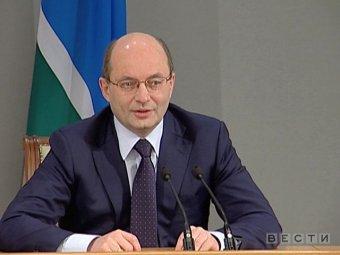 Кортеж губернатора Сверловской области попал в аварию: губернатор Мишарин – в реанимации