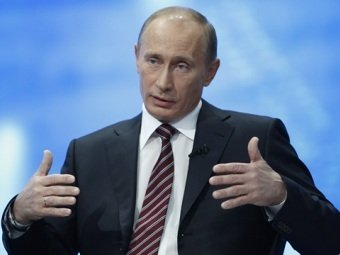 Во время прямого эфира в четверг Путин ответит за митинги и «нечестные» выборы