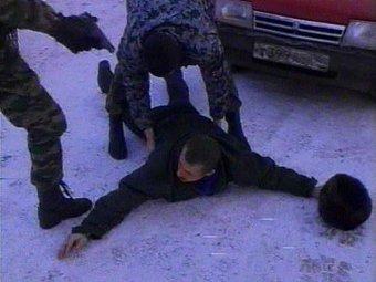 Погоня со стрельбой в Москве закончилась задержанием борсеточников