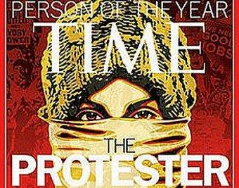 Журнал Time назвал человка года