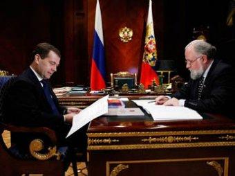 В Twitter Медведева появилась нецензурная запись о тех, кто считает ЕР «партией жуликов и воров»