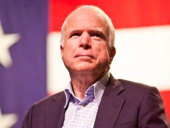 Сенатор Маккейн усмотрел в российских выборах признаки «арабской весны»