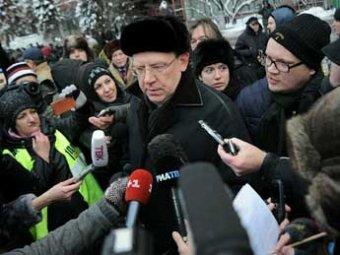 СМИ: Кудрин перед митингом встретился с Путиным и предложил, как выйти из кризиса
