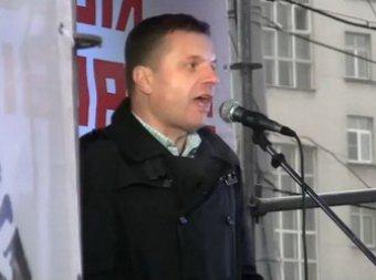 Майдан по-русски: на Болотной слушали писателей, а не политиков