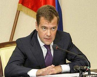 """На встрече с Медведевым думские фракции ругали итоги выборов и пугали """"оранжевой проказой с Болотной"""""""