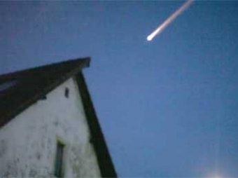 Раскрыта тайна кометы, пересекшей небо над Западной Европой