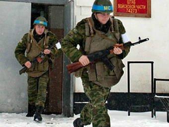 Российский миротворец в Приднестровье убил гражданина Молдавии