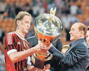 СМИ: Берлускони может продать «Милан» российским друзьям