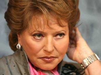 Матвиенко признана «самой влиятельной женщиной России»