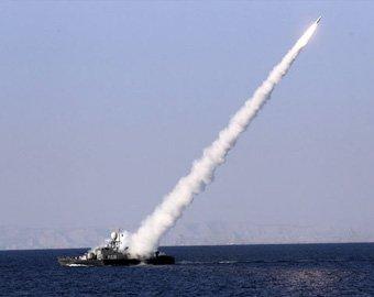 Иран испытал новую ракету среднего радиуса действия