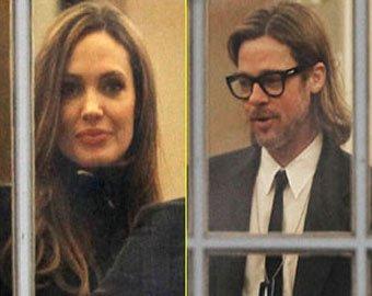 Обама принял Анджелину Джоли и Брэда Питта в Белом доме