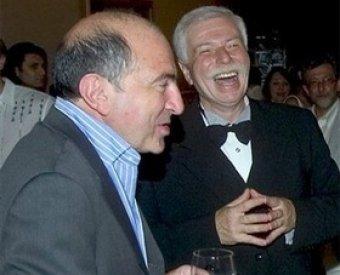 Березовский пытается отсудить  млрд у семьи Бадри Патаркацишвили