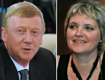 СМИ: Анатолий Чубайс женился на Дуне Смирновой, уйдя от жены
