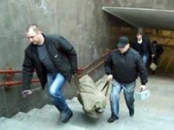«Людей в штатском» из минского метров нашли в рядах МВД Белоруссии