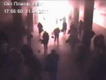 Обнародованы новые шокирующие кадры взрыва в минском метро