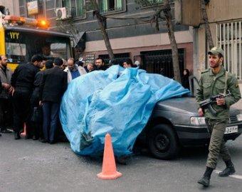 В Тегеране взорвали ученого-ядерщика